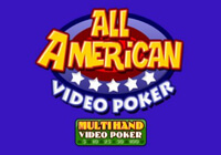 Multihand Poker: All American