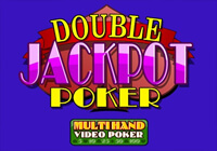 Multihand Poker: Double Jackpot Poker