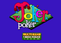 Multihand Poker: Joker Poker