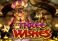 Three Wishes(Genie`s Fortune)
