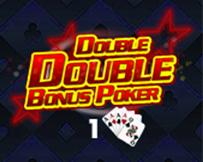 Double Double Bonus Poker 1 Hand