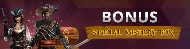 Bonus Special Mystery Box